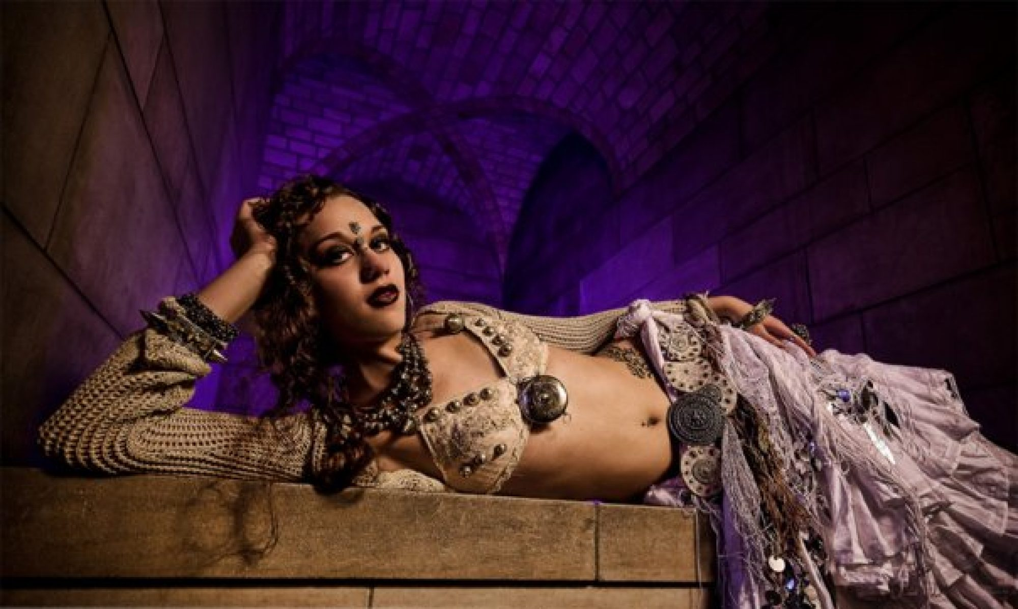 Morgan Fay Belly Dance